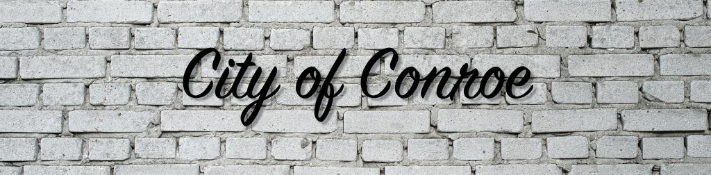 City of Conroe Divider