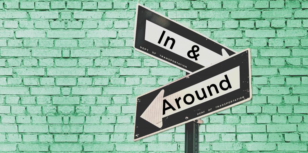 In & Around Green