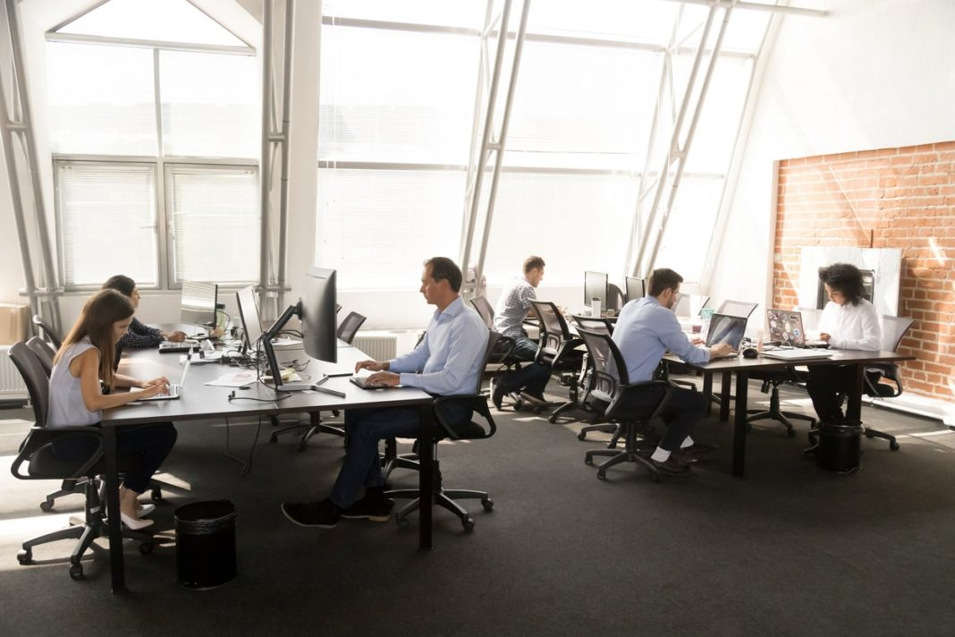 benefits of coworking spaces