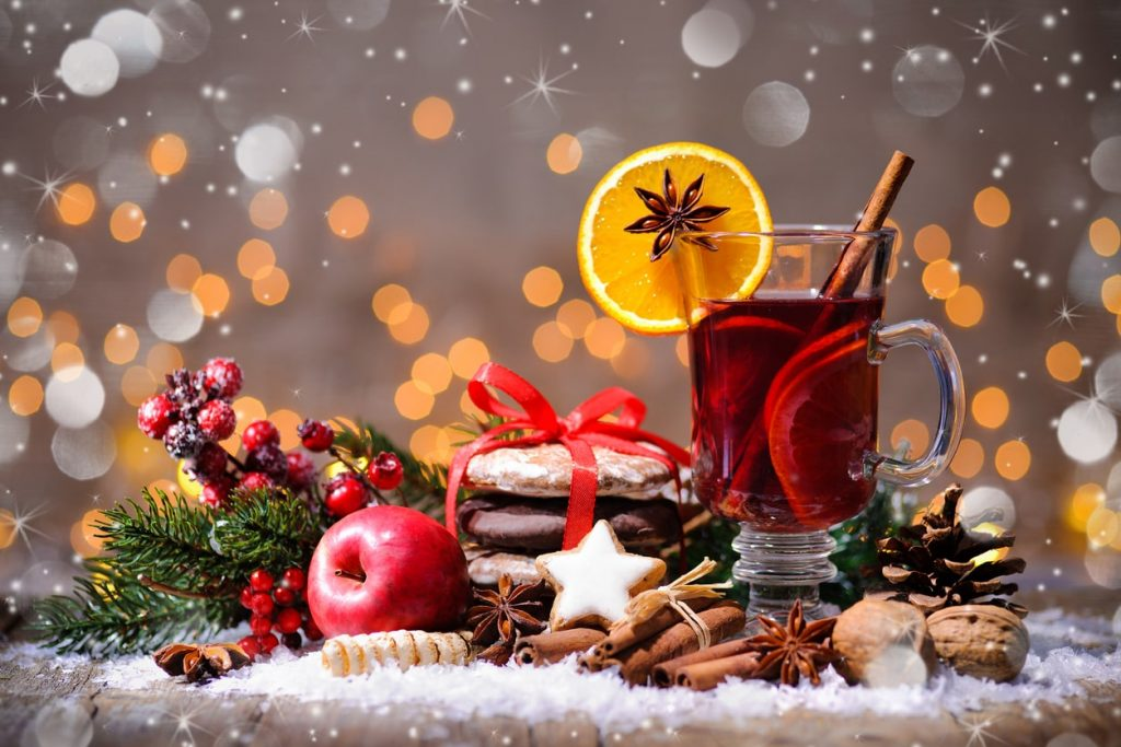 Create a German Christmas Market at Home