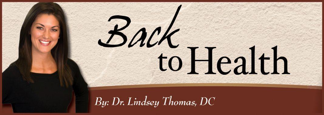 Back to Health Dr. Lindsey