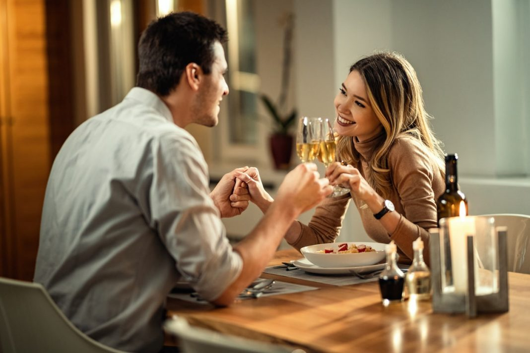 How To Plan a Romantic Dinner...without leaving home!