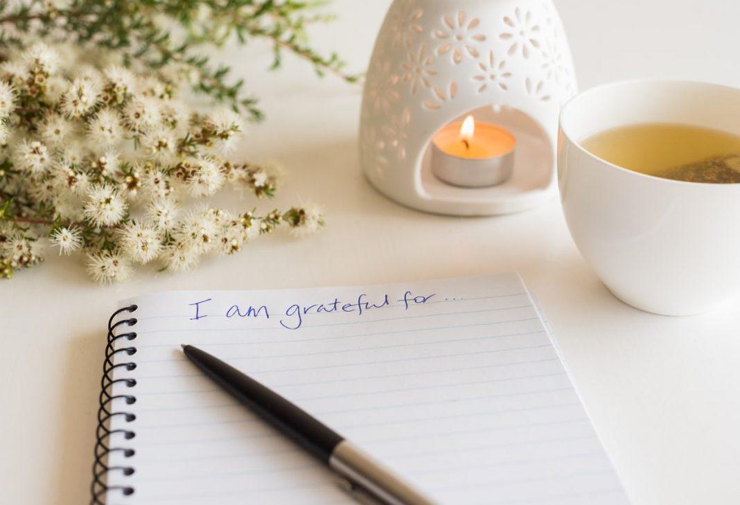 benefits of keeping a gratitude journal