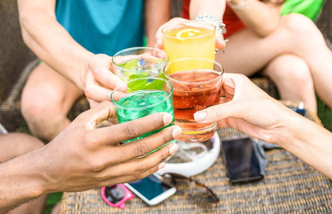 9 Summer Drinking Games to Take Your Party to the Next Level